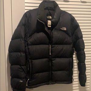 Preowned Black NorthFace Jacket